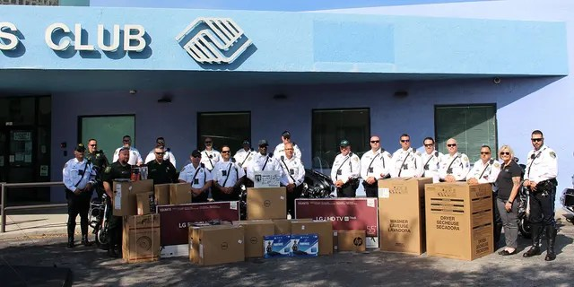 Southeast Police Motorcycle Rodeo is a 501(c)(3) organization operating in Broward County, Florida and often works with local retailers to make sure that Boys & Girls Club facilities have updated computer equipment and other supplies for the children who come after school to do homework.