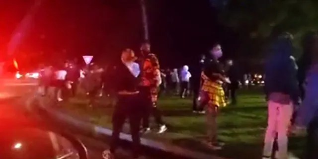 Fright Fest incident at Six Flags America