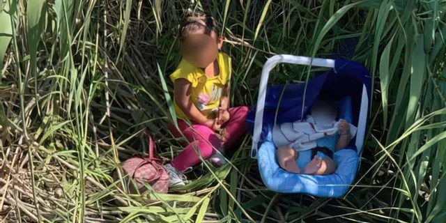 Sept. 14, 2021: U.S. Border Patrol agents assigned to the Eagle Pass South Station encountered two children abandoned in the Rio Grande River.