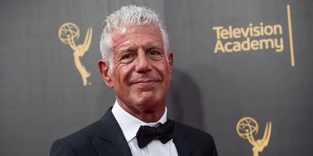 The late star is the subject of a new book written by longtime assistant Laurie Woolever titled 'Bourdain: The Definitive Oral Biography.'