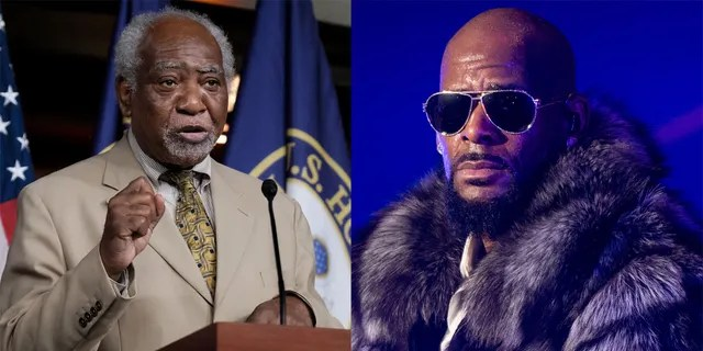 Rep.  Danny Davis said R. Kelly 'can be redeemed'.