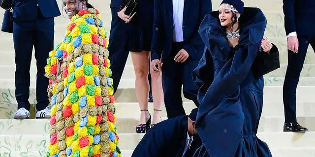 Rihanna and A$AP Rocky made their relationship public earlier this year.