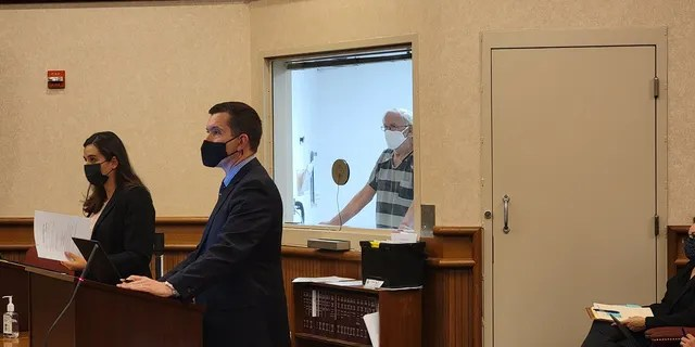 Brian Clifton was arraigned Tuesday on a charge of first-degree murder in the killing of his wife, Kathy Thomas ,in 1996.