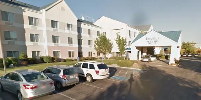 Fairfield Inn and Suites in Salt Lake City. (Google Maps)