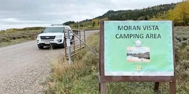 Moran Vista Camping Area in Bridger-Teton National Forest (Fox News, Audrey Conklin)