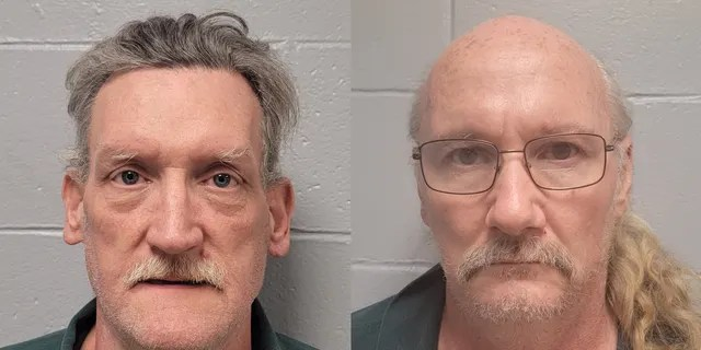 Timothy Norton (L), and James Phelps (R). Photo: Dallas County, Missouri, Sheriff's Office