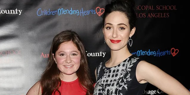 Emma Kenney and Emmy Rossum co-starred in 'Shameless' from 2001-2019. Rossum then left the show while Kenney remained until the dramedy ended in 2021.