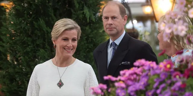 Sophie, Countess of Wessex is married to Prince Edward