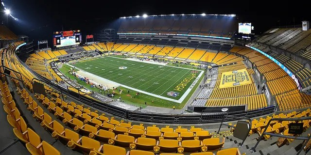 The incident occured at Heinz Field.