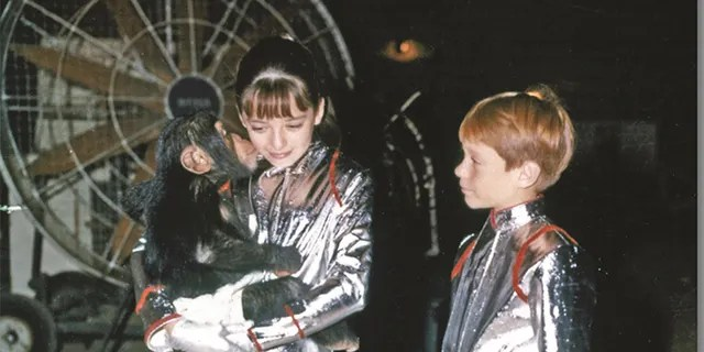 Angela Cartwright and Bill Mumi co-wrote 'Lost (and Found) in Space 2: Blast of Into the Expanded Edition'.
