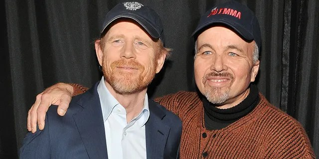 Director Ron Howard and actor Clint Howard penned a memoi, titled, 'The Boys,' in which they reflect on their lives growing up on Hollywood sets with their parents, actors Rance and Jean Howard.