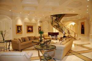 living luxury penthouse rich rooms super cozy ontario canada architectural