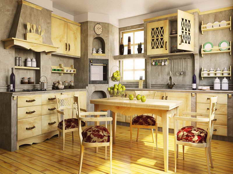 If you're looking to boost your small kitchen's functionality and fun without tearing it down to the studs, these useful design ideas can transform the space. 20 Italian Kitchen Ideas that Will Inspire You