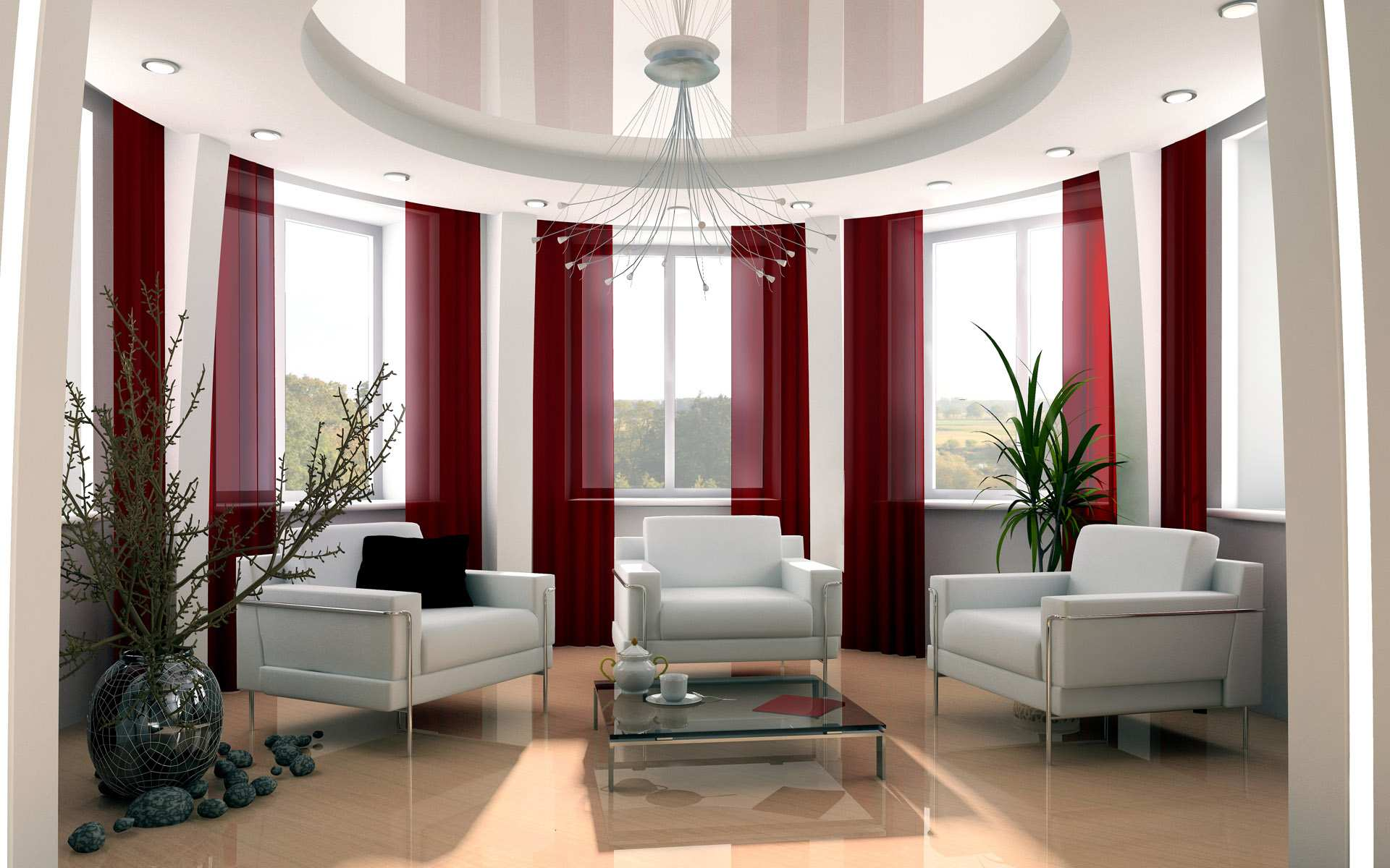 Designer Wohnzimmer 20 Gorgeous Contemporary Living Room Design Ideas