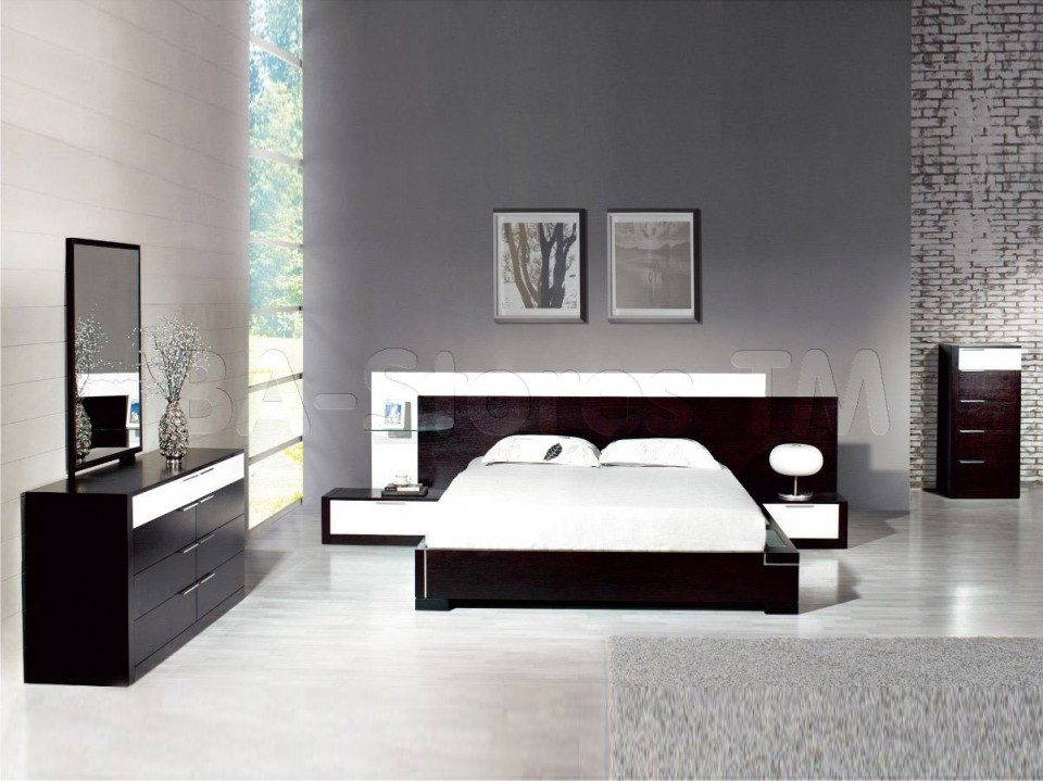 20 JawDropping Bedrooms With Dark Furniture