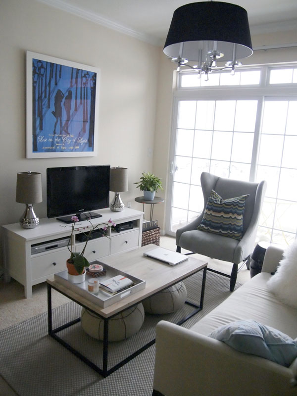 20 Living Room Decorating Ideas for Small Spaces
