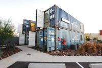 Phoenix Arizona Introducing Shipping Container Apartments