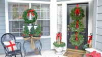 Christmas Decorations For Windows With Blinds