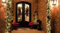 20 Elegant Outdoor Christmas Decorations Perfect For The ...