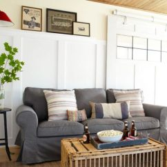Country Living Rooms With Gray Walls Room Image 10 Style You Can Trust Masculine