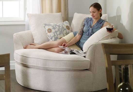 cozy chairs for reading used chair covers sale 10 types of that look extremely round