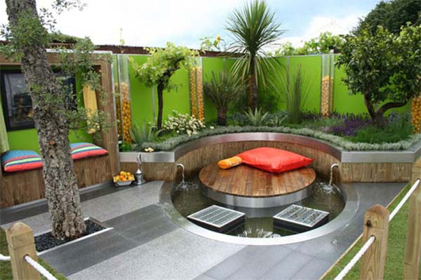 20 awesome small backyard ideas