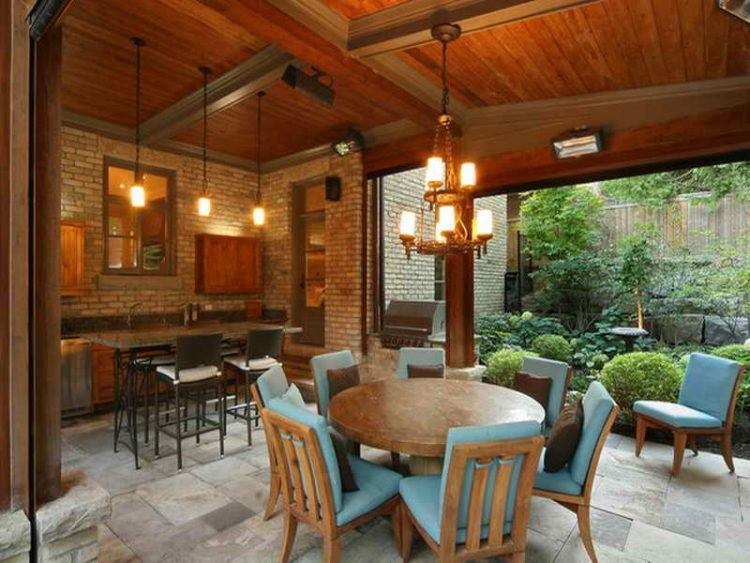 20 Beautiful Covered Patio Ideas