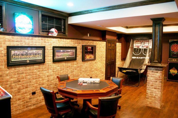 10 Of The Most Fun Garage Game Room Ideas