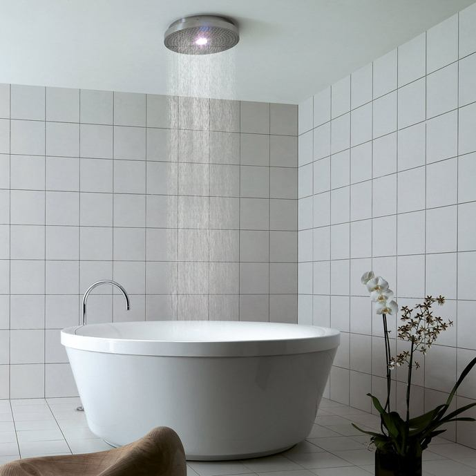 15 Incredible Freestanding Tubs With Showers