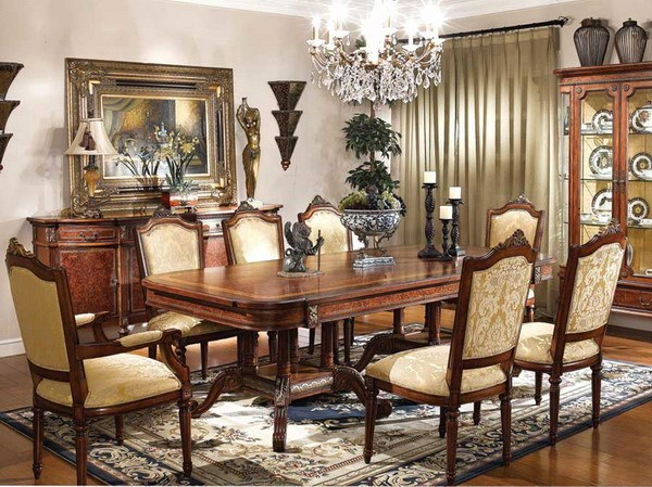 20 Beautiful Traditional Dining Room Ideas