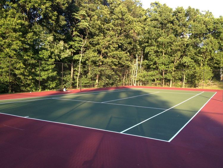 20 Of The Most Enticing Home Tennis Courts