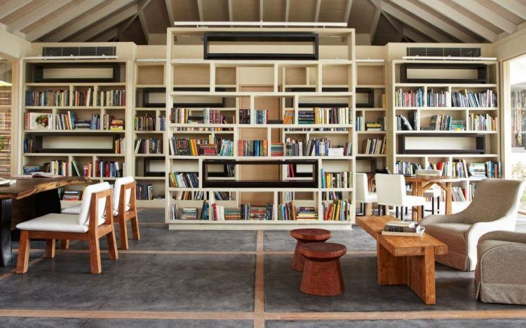 20 Of The Most Studious Home Library Designs