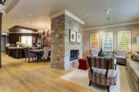 10 Beautiful Rooms with Double Sided Fireplaces