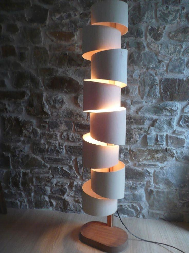 20 Cool Lamps To Light Your Home