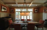 20 Dining Room Ideas With Chair Rail Molding - Housely