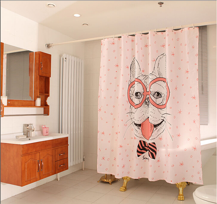 10 Funny Shower Curtains For Your Bathroom  Housely