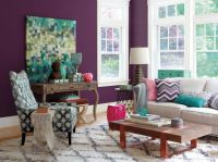 10 Beautiful Living Rooms That Utilize Mix And Match ...