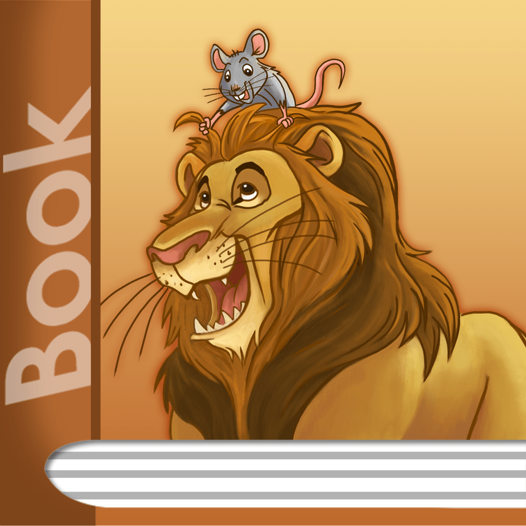 Abcmouse The Lion And The Mouse By Age Of Learning Inc