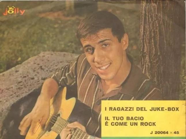"""Adriano Celentano, la storia di """"Il tuo bacio è come un rock"""""""