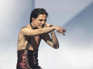 Damiano dei Maneskin risponde a Emma sul sessismo all'Eurovision