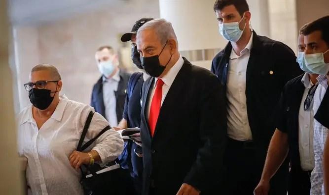 Netanyahu se derrumbó: decidió nombrar a Bnei Gantz como Ministro de Justicia - Canal 7