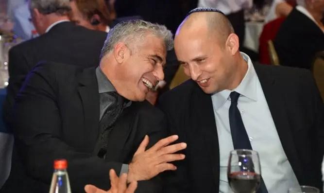 Se espera que Bennett anuncie en dos días el gobierno de centro izquierda con Lapid-Channel 7