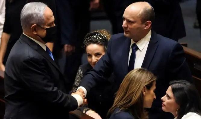La era de Netanyahu ha terminado: Naftali Bennett - Primer Ministro de Israel - Canal 7