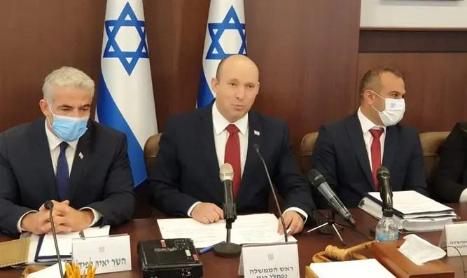 Bennett en la apertura de la reunión de gabinete: Irán es el que llevó a cabo el ataque contra el barco, cometieron un grave error - Canal 7