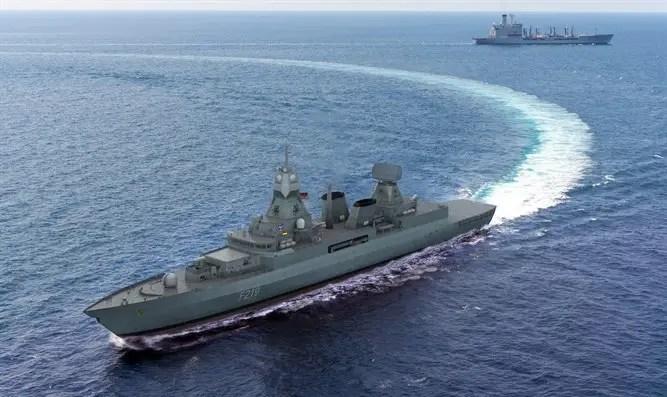 La industria aeroespacial suministrará radares navales al ejército del Canal 7 de Alemania