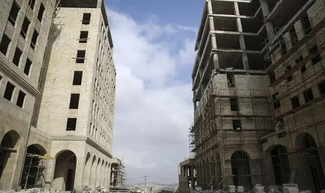 La ciudad de Rawabi.  Se construirá un modelo similar en Jerusalén