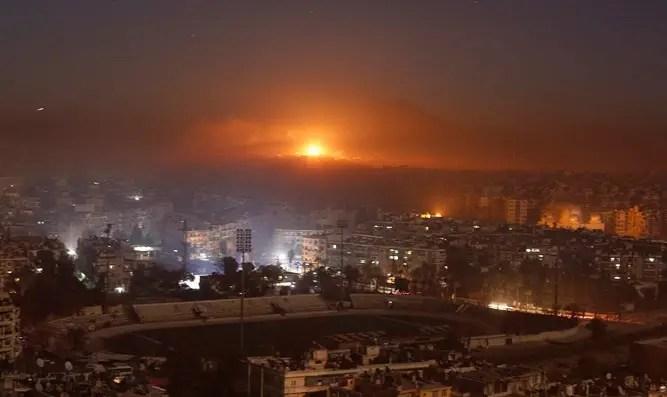 Asalto en Siria