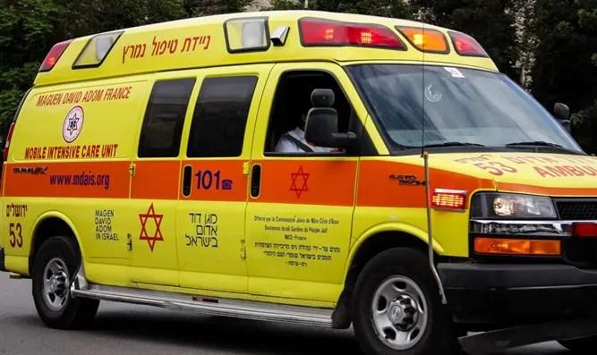 Ambulancia (ilustración)