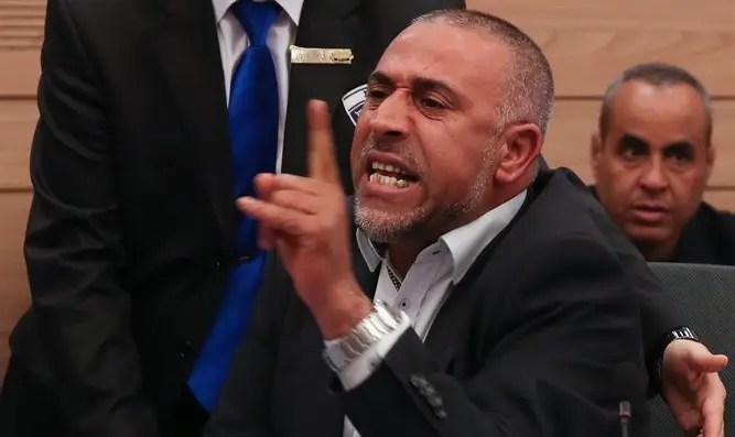 Image result for арабские депутаты кнессета