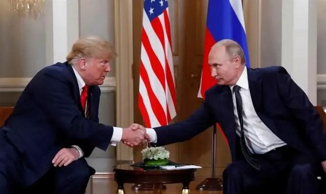 "Documentos revelados: ""Putin ordenó ayudar a Trump"" - Canal 7"